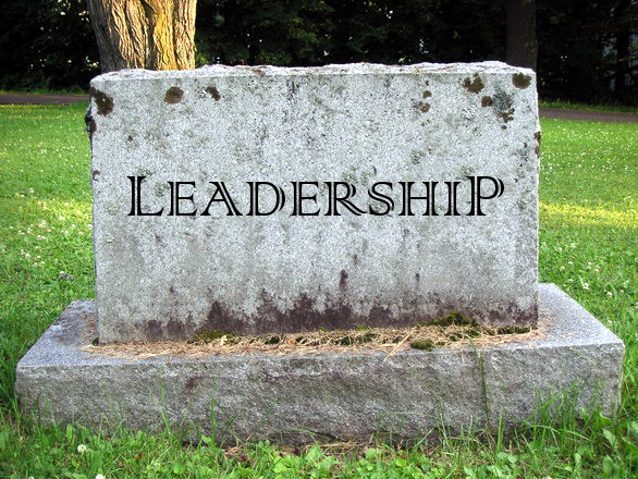 leadership headstone