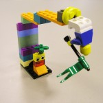 Job interview with LEGO Serious Play