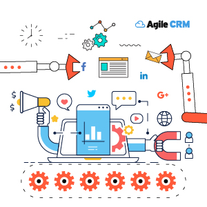 Integrate your CRM with a marketing automation platform
