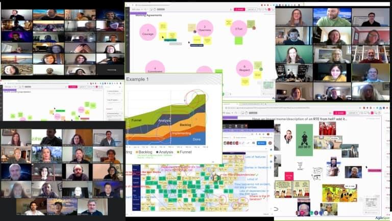 Live Virtual Classroom Experience