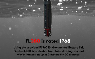 FL360 is rated IP68