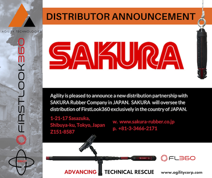 NEW Distribution Partner – SAKURA Rubber Co. JAPAN