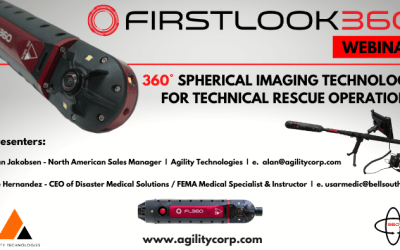 WEBINAR – 360° Spherical Imaging for Technical Rescue Operations – FirstLook360