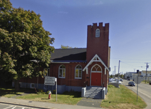St Luke's Presbyterian Church, Bathurst New Brunswick