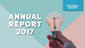 Annual Pastoral Report 2017