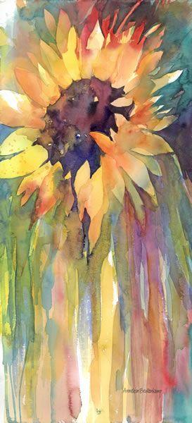 Sunflowre by Annelein Beukenkamp