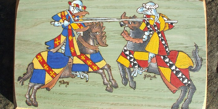 Navigating Family Drama – Crazy Relatives and Jousting Fests