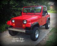 Scott's Jeep