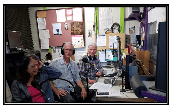 Community Radio – My Experience as a Mature Adult.  MICRO POST