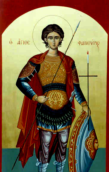 Image result for άγιος Φανούριος