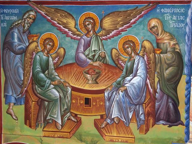 Εορτή της Πεντηκοστής – του Αγίου Πνεύματος