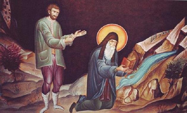 Άγιος Αρσένιος ο Καππαδόκης ο Θαυματουργός~Πρόσφατη μαρτυρία