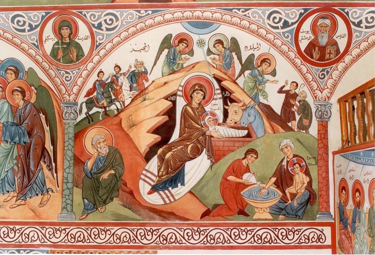 Τα Χριστούγεννα του ασκητή (Μία ανέκδοτη συγκλονιστική Αγιορείτικη ιστορία)
