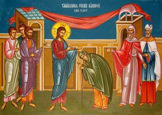 Κυριακή Ι΄ Λουκά Μηνά Καλλικελάδου, Ευγράφου μαρτύρων, Οσίου Θωμά Δεφουρκινού