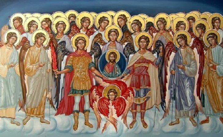 Τι φέρνει τους αγγέλους κοντά μας;