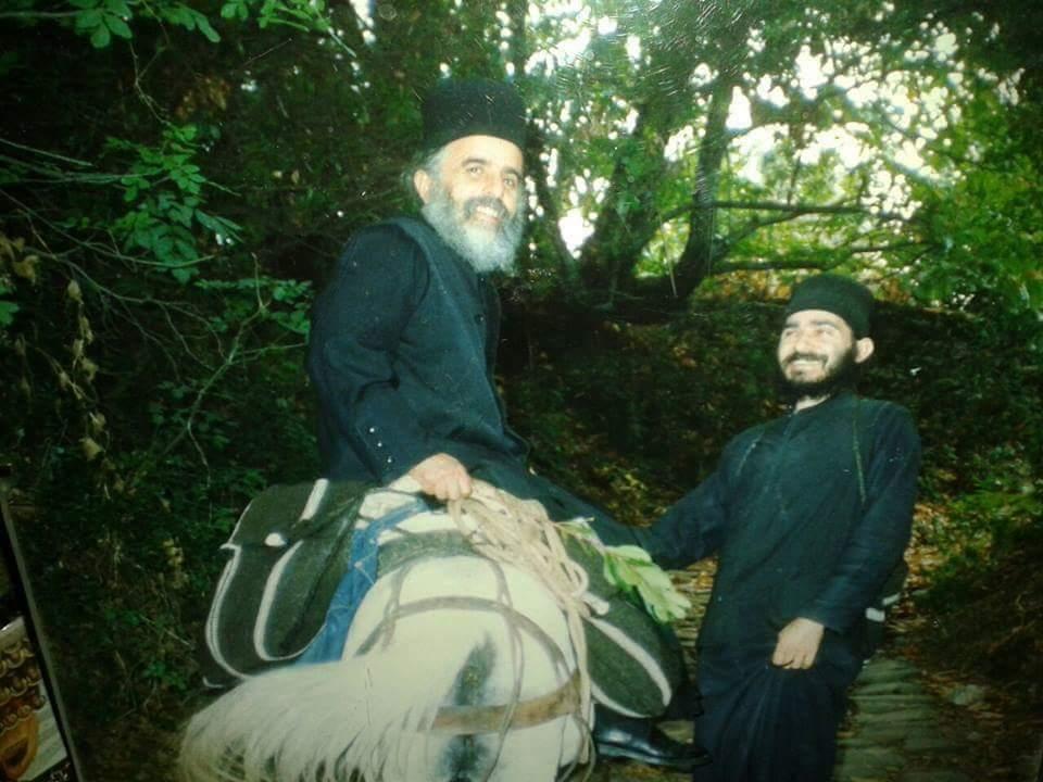 Μια κατάθεση ψυχής για τον αγιασμένο Γέροντα Ισαάκ τον Λιβανέζο