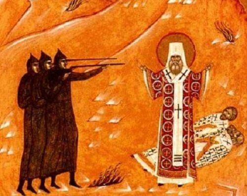 «Η μάχη κατά της Εκκλησίας και της Ορθοδοξίας θα συνεχίζεται μέχρι την τελευταία μέρα της γήινης ζωής του κόσμου»