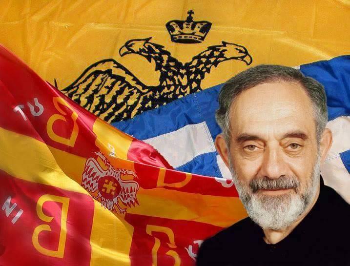 Μακαριστός π. Ιωάννης Ρωμανίδης ~ Ο αδάμαντας της Ρωμιοσύνης!