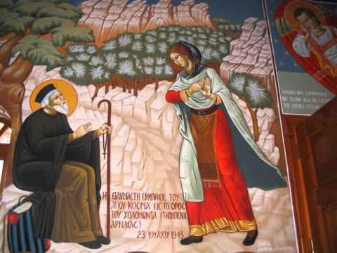 Άγιος Κοσμάς ο Αιτωλός ο Πατέρας του Γένους μας (Απόσπασμα από τις Μεγάλες Περιοδείες Επανευαγγελισμού των Ελλήνων)