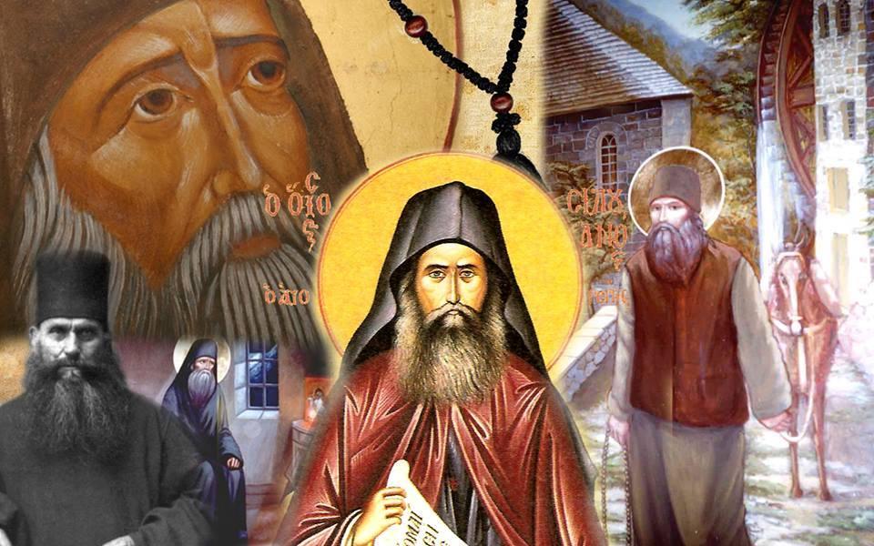 Πνευματικοί Θησαυροί του Αγίου Σιλουανού του Αγιορείτου (✞ 24 Σεπτεμβρίου)