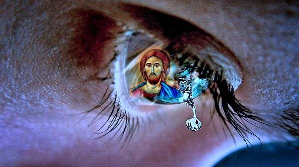 Το δάκρυ της μετανοίας  είναι εκείνο που καθαρίζει τον άνθρωπο… ~ Δημήτριος Παναγόπουλος (✞ 13 Φεβρουαρίου 1982)
