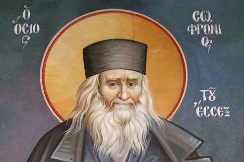 Άγιος  Σωφρόνιος Έσσεξ: Έχουμε ανάγκη μια 'Πολιτική Εκκλησία';