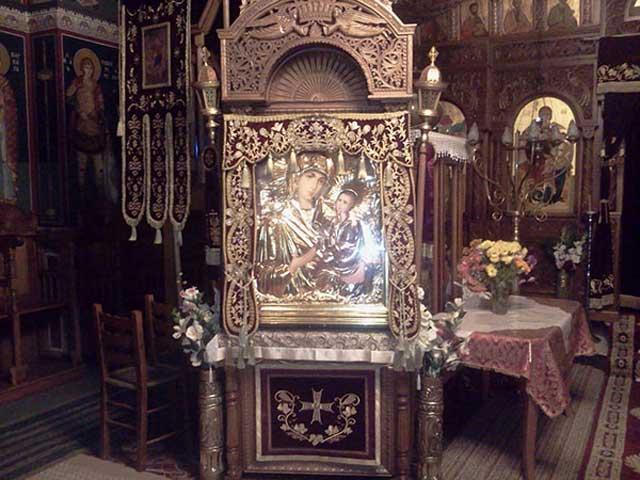Η Συγκλονιστική ιστορία της εικόνας της Παναγίας της Ελεούσας. Διαβάστε το θαυμαστό ιστορικό.