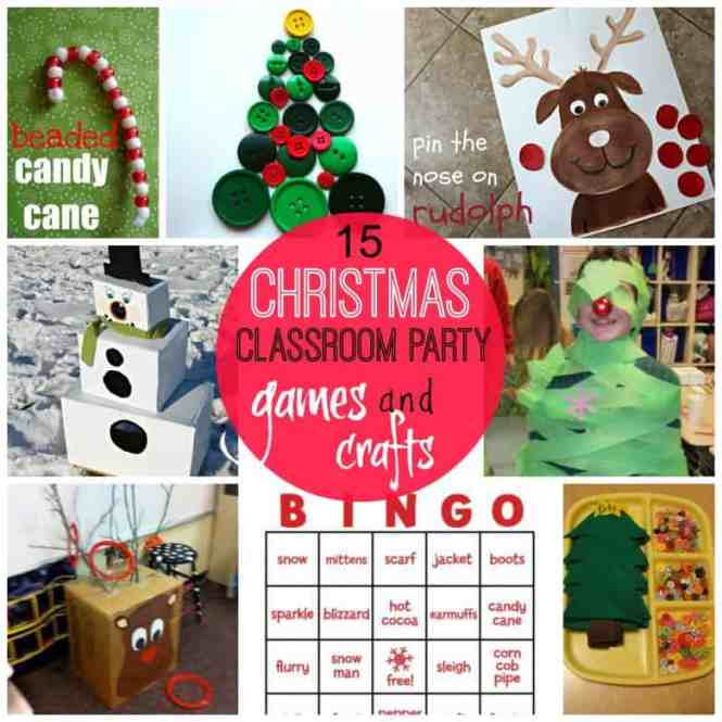Adorable Graham Er Trees Snack And Craft Featured With 29 Awesome Clroom Christmas Party Ideas