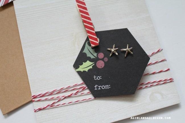 Stocking Gift Card Holder Easy Christmas Gift A Girl