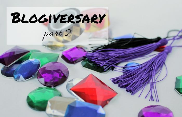 Blogiversary (1)