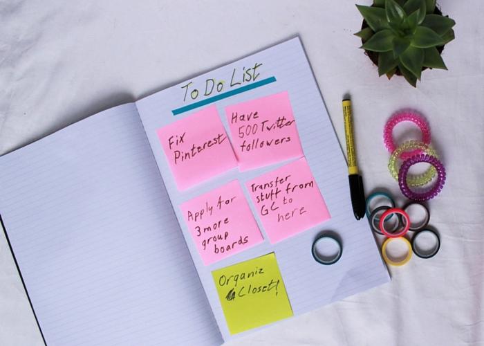 organizing my blog