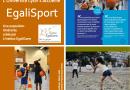 Exposition Egalisport à la BU de la Doua
