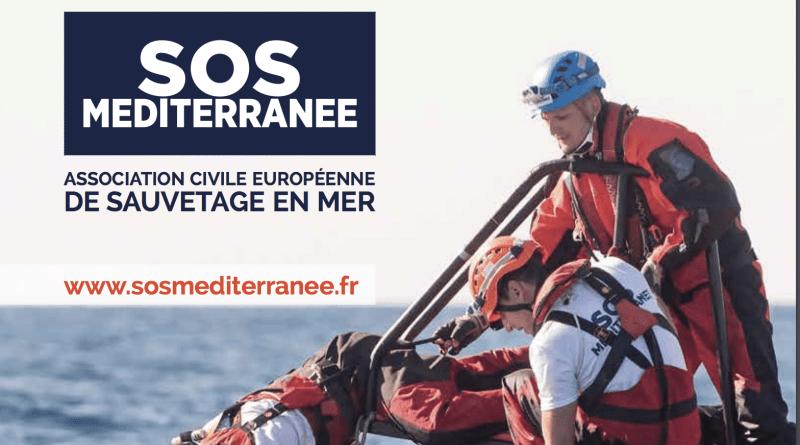 condamnation de l'attaque raciste contre SOS Méditerranée