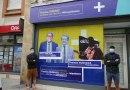 Le mouvement raciste, Génération identitaire a de nouveau frappé à Lyon