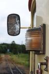 Slutsignal på rälsbussarna