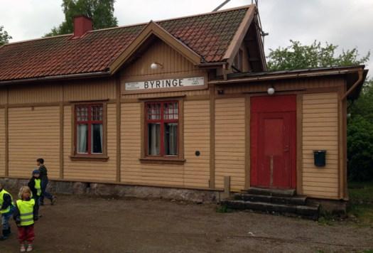 Kvarnabo som Byringe. Foto: Bernt Lindsjö