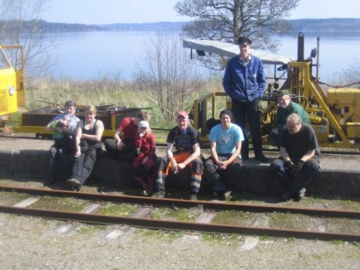 Rast i Kvarnabo. Foto: Alexander Lagerberg