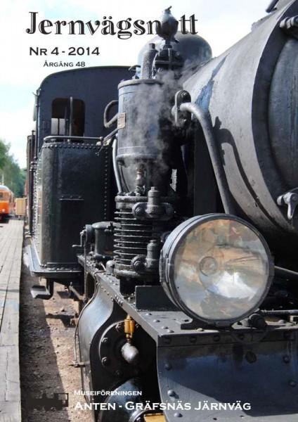 Jernvägsnytt 4/2014
