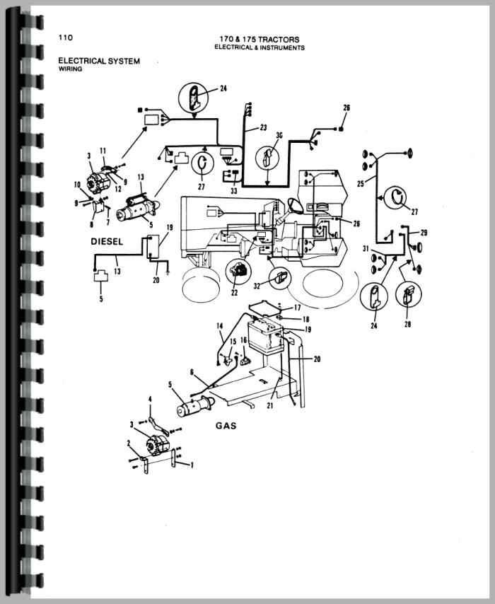 190xt Allis Chalmers Parts Manual