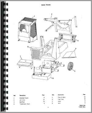 753 Bobcat Fuel Diagram  Wiring Diagram