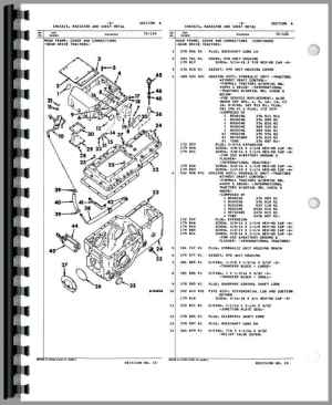 Ih 424 Parts Diagram Within Diagram Wiring And Engine