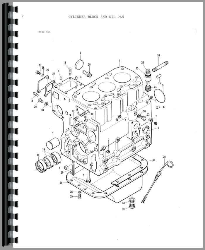 Massey Ferguson Online Parts Diagram