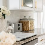 Kitchen Decor Refresh With Stage A Glam Lifestyle