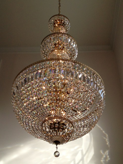 Residential Chandelier Cleaning Vancouver