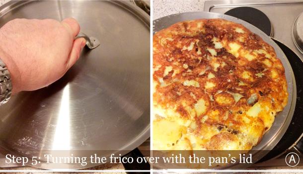 Frico: a crispy potatoes and cheese pie from Friuli Venezia Giulia