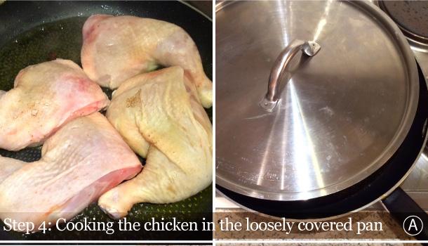 """""""Chicken alla Cacciatora"""" recipe: a classic by Artusi"""