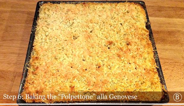 """Genoese """"Polpettone"""" recipe - Polpettone alla genovese"""