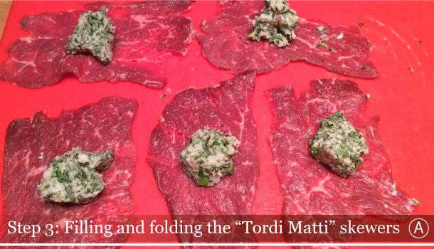 """Tordi Matti"": ""Loopy Birds"" Skewers recipe"