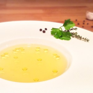 """Chicken Stock"" recipe - ""Brodo di Pollo"""