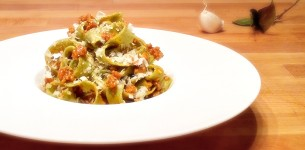 """Bolognese Ragù with Green Tagliatelle"" recipe"